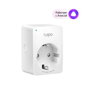 Умная Wi-Fi розетка TP-Link Tapo P100